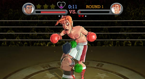 Punch Out!! Wii