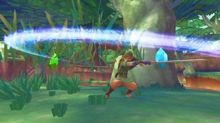 The Legend of Zelda Skyward Sword Nintendo Wii
