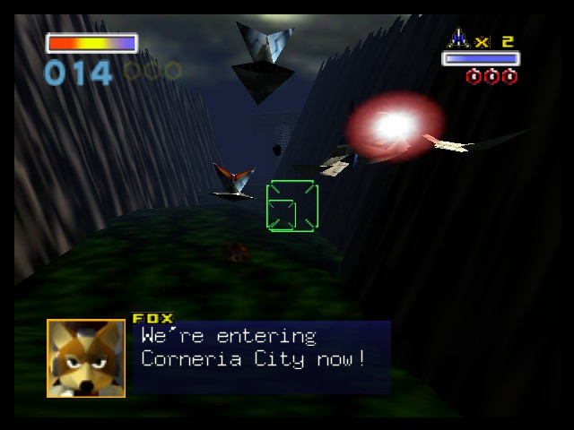 Star Fox 64 Nintendo 64